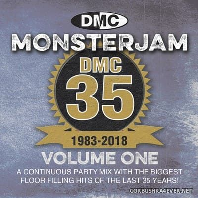 [DMC] Monsterjam - 35th Anniversary Mix vol 1 (1983-2018) [2018]