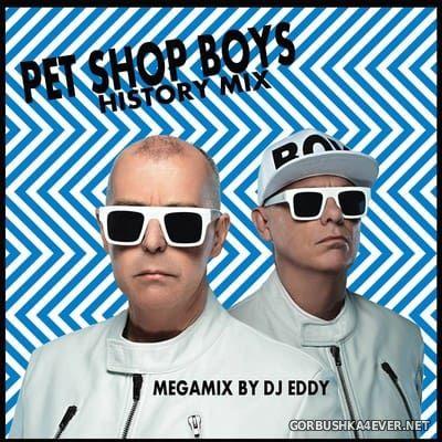 DJ Eddy - Pet Shop Boys History Mix [2018]