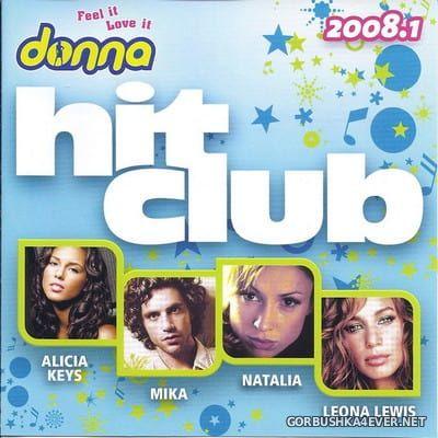 [Radio Donna] HitClub 2008.1 [2008]