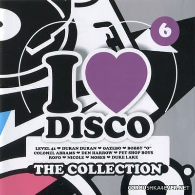 [Blanco Y Negro] I Love Disco - The Collection vol 6 [2018] / 2xCD