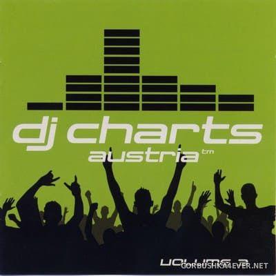 DJ Charts Austria vol 3 [2010] / 2xCD