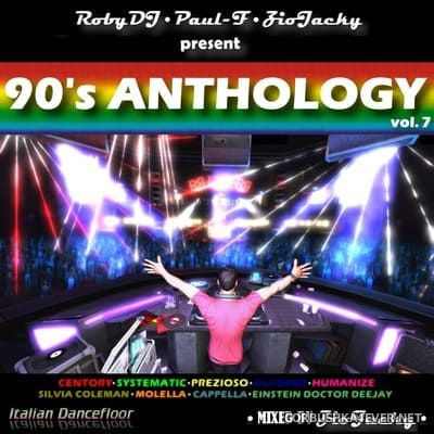 90s Anthology vol 7 [2012] Mixed by ZioJacky
