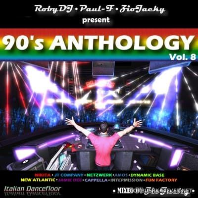 90s Anthology vol 8 [2012] Mixed by ZioJacky