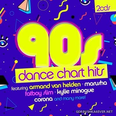 90s Dance Chart Hits [2018] / 2xCD