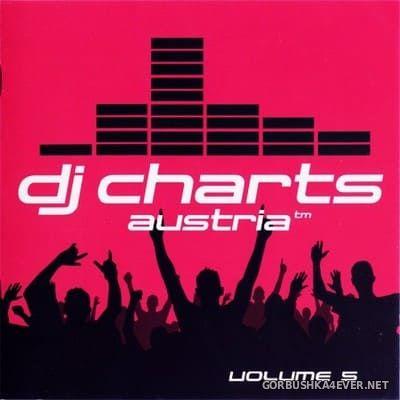DJ Charts Austria vol 5 [2010] / 2xCD