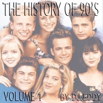DJ Eddy - The History Of 90s Mix [2018]