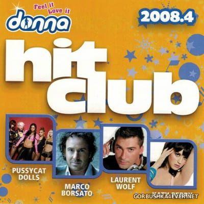 [Radio Donna] HitClub 2008.4 [2008]