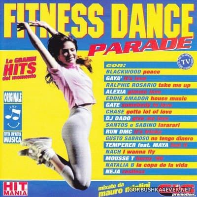 [Hit Mania] Fitness Dance Parade [1998] Mixed by Mauro Miclini
