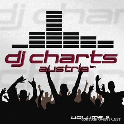 DJ Charts Austria vol 9 [2012] / 2xCD