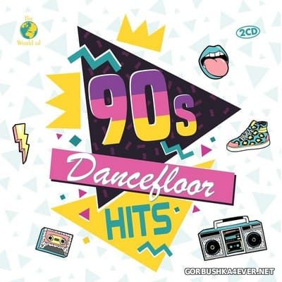 [ZYX] 90s Dance Floor Hits [2018] / 2xCD