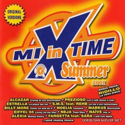 Mix In Time - Summer 2001 [2001]