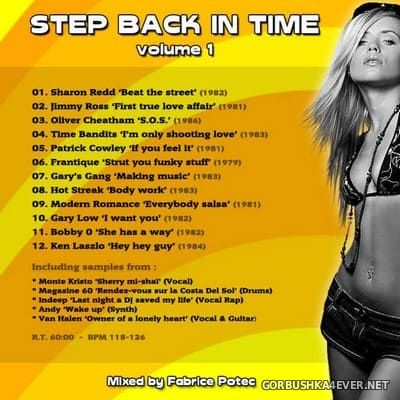 DJ Fab - Step Back In Time vol 1 [2018]