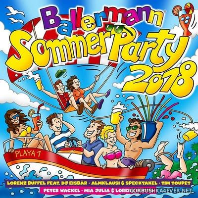 Ballermann Sommer Party [2018] / 2xCD