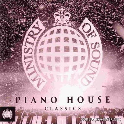 [Ministry Of Sound] Piano House Classics [2017] / 3xCD