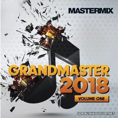 [Mastermix] Grandmaster 2018 vol 01 & DJ Set vol 35 [2018] / 2xCD