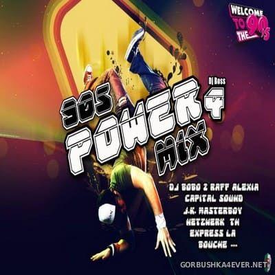 DJ Ridha Boss - 90s Power Mix vol 4 [2018]