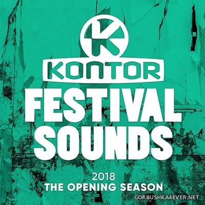 [Kontor] Festival Sounds 2018 - The Opening Season [2018] / 3xCD
