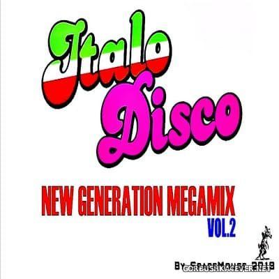 DJ SpaceMouse - Italo Disco New Generation Megamix vol 2 [2018]