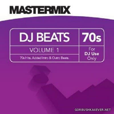 [Mastermix] DJ Beats 70s vol 1 [2018] / 5xCD