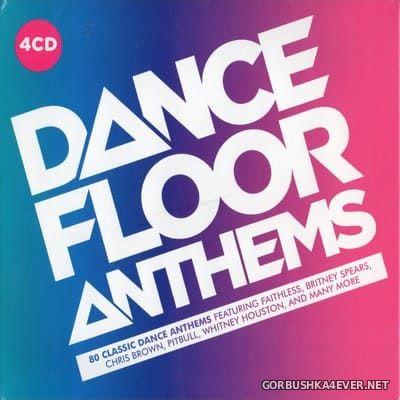 Dancefloor Anthems [2018] / 4xCD