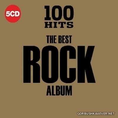 100 Hits - The Best Rock Album [2018] / 5xCD
