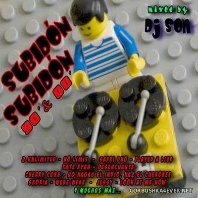 DJ Son - Subidón Subidón 90's & 00's [2018]