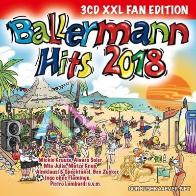 Ballermann Hits 2018 (XXL Fan Edition) [2018] / 3xCD
