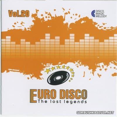 Euro Disco - The Lost Legends vol 20 [2018]