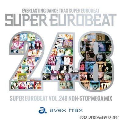 Super Eurobeat vol 248 [2018] Non-Stop Mega Mix / 2xCD