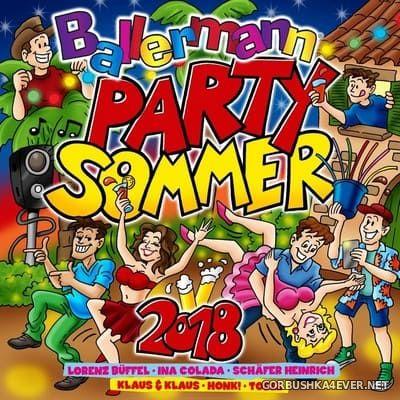 Ballermann Party Sommer 2018