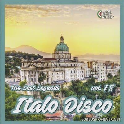 Italo Disco - The Lost Legends vol 18 [2018]