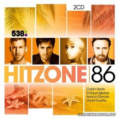 538 Hitzone 86 [2018] / 2xCD