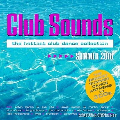 Club Sounds Summer 2018 [2018] / 3xCD