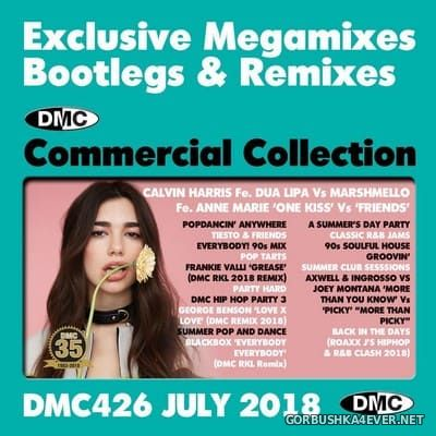 DMC Commercial Collection 426 [2018] July / 2xCD