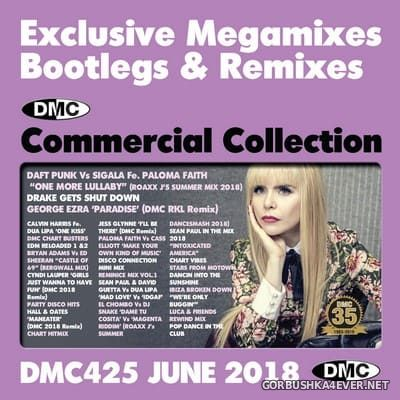 DMC Commercial Collection 425 [2018] June / 3xCD
