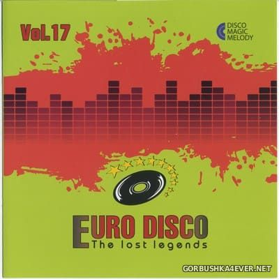 Euro Disco - The Lost Legends vol 17 [2018]
