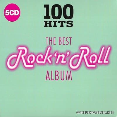 100 Hits - The Best Rock 'N' Roll Album [2018] / 5xCD