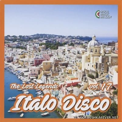 Italo Disco - The Lost Legends vol 17 [2018]