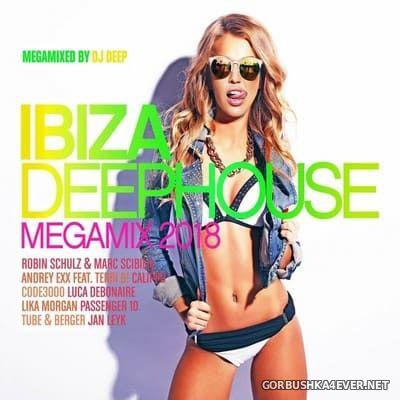 Ibiza Deephouse Megamix 2018 [2018] / 3xCD / Mixed by DJ Deep