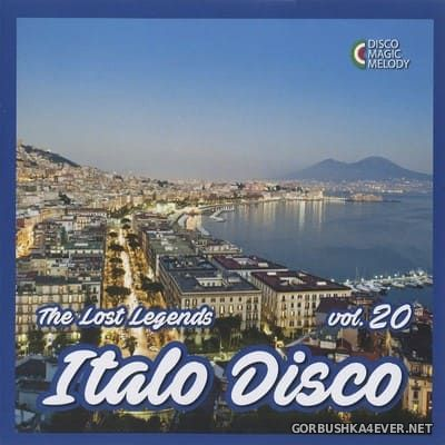 Italo Disco - The Lost Legends vol 20 [2018]
