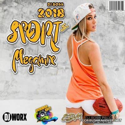 DJ Ridha Boss - Sports Megamix 2018