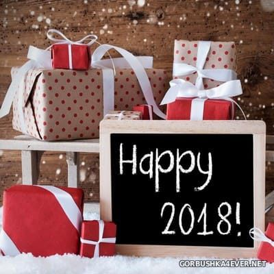 Happy New Year 2018 Dance Music vol 01 [2017] Mixed by Gerti Prenjasi