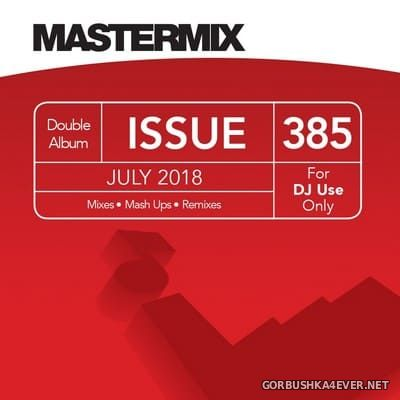 Mastermix Issue 385 [2018] July / 2xCD
