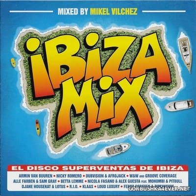 Ibiza Mix 2018 by Mikel Vilchez