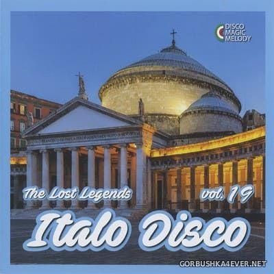 Italo Disco - The Lost Legends vol 19 [2018]