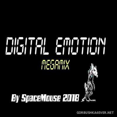 DJ SpaceMouse - Digital Emotion HiNRG Megamix [2018]