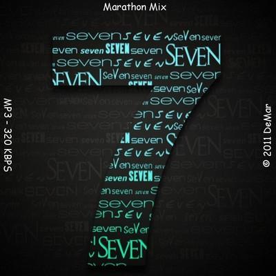 DeMar - Marathon Mix - volume 07 [2011]