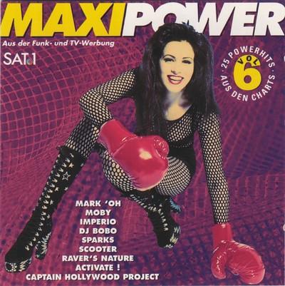 VA - Maxi Power Volume 06 [1995] / 2xCD