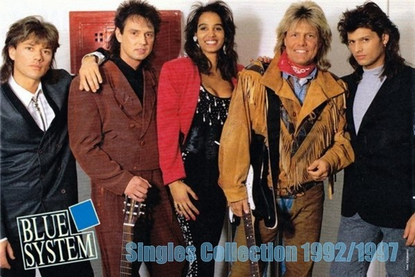 Blue System - Singles Collection [1992-1997] / 14xCD
