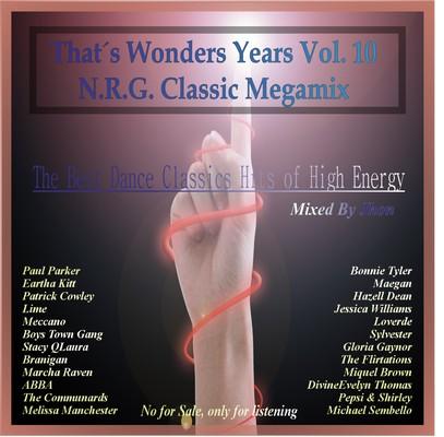 DJ Jhon - That's Wonders Years - 10 [NRG Classic] Mix 2011